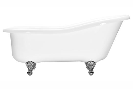 Grace 6032F 5' Clawfoot Slipper Tub