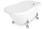 Maverick Clawfoot Bath Tub