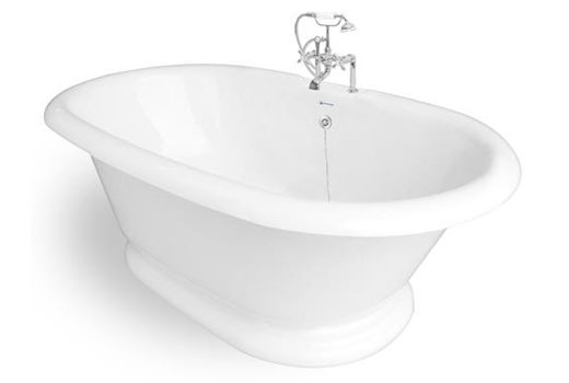 Jetted Freestanding Tub 72 Quot Champagne Heritage By