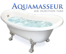 aquamasseur air injecton tubs - Jetted Tubs