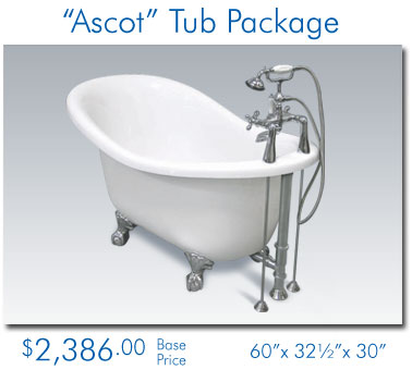 Tub Packages